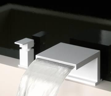 Badarchitektur by Sanikal - Badkonzepte für Designer und Architekt ... | {Badewannen armaturen wasserfall 75}