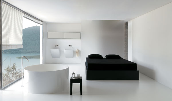 atmosfere01 colacril collezione dual badewannen freistehende badewanne baddesign. Black Bedroom Furniture Sets. Home Design Ideas